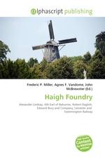 Haigh Foundry