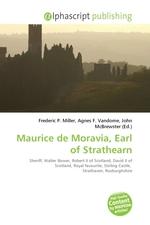 Maurice de Moravia, Earl of Strathearn