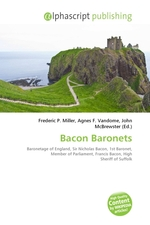 Bacon Baronets