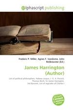 James Harrington (Author)