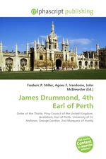 James Drummond, 4th Earl of Perth
