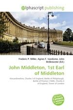 John Middleton, 1st Earl of Middleton