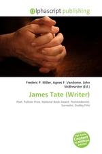James Tate (Writer)