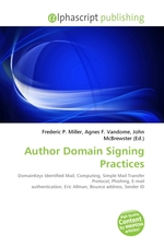 Author Domain Signing Practices