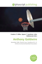 Anthony Goldwire