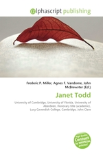 Janet Todd