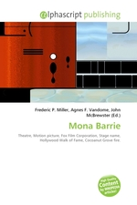 Mona Barrie