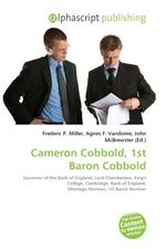 Cameron Cobbold, 1st Baron Cobbold