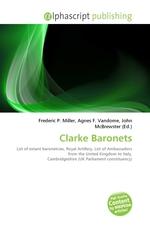 Clarke Baronets
