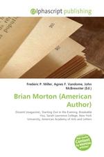 Brian Morton (American Author)