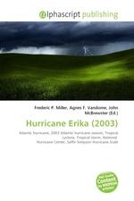 Hurricane Erika (2003)