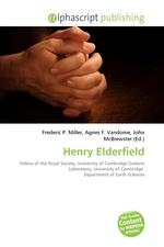 Henry Elderfield