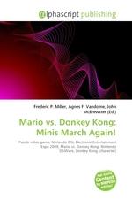 Mario vs. Donkey Kong: Minis March Again!