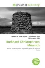 Burkhard Christoph von M?nnich