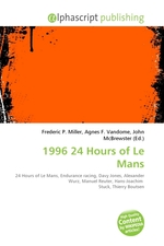 1996 24 Hours of Le Mans