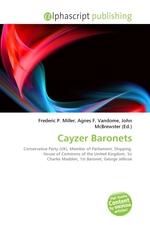 Cayzer Baronets