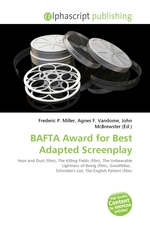 BAFTA Award for Best Adapted Screenplay
