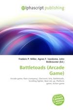 Battletoads (Arcade Game)