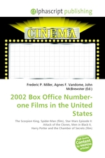 2002 Box Office Number-one Films in the United States