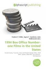 1994 Box Office Number-one Films in the United States