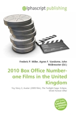 2010 Box Office Number-one Films in the United Kingdom