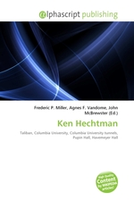 Ken Hechtman