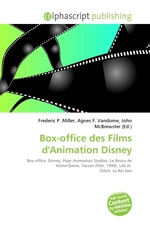 Box-office des Films dAnimation Disney