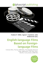 English-language Films Based on Foreign-language Films