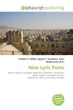 Nine Lyric Poets