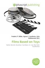Films Based on Toys