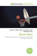 Darrin Horn