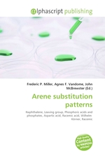 Arene substitution patterns