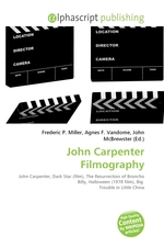 John Carpenter Filmography
