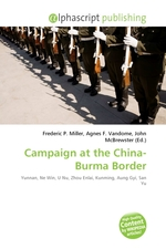 Campaign at the China-Burma Border