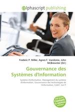Gouvernance des Syst?mes dInformation
