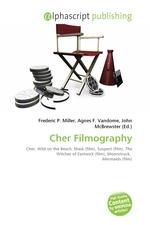 Cher Filmography
