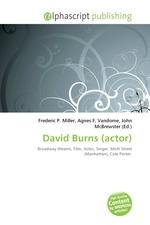David Burns (actor)