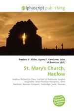 St. Marys Church, Hadlow