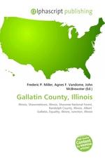 Gallatin County, Illinois
