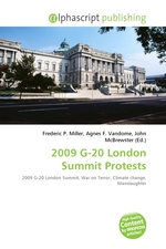 2009 G-20 London Summit Protests