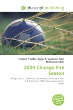 2009 Chicago Fire Season