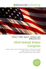 43rd United States Congress