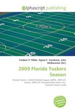 2009 Florida Tuskers Season