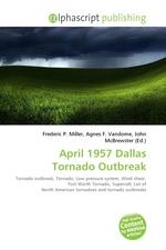 April 1957 Dallas Tornado Outbreak