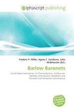 Barlow Baronets