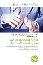 James Buchanan, 1st Baron Woolavington