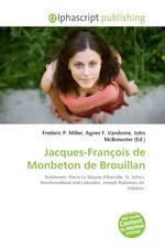 Jacques-Fran?ois de Monbeton de Brouillan
