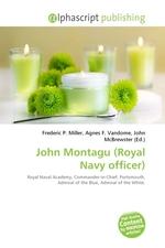 John Montagu (Royal Navy officer)