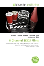 8 Channel SDDS Films