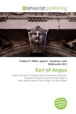 Earl of Angus